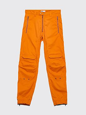 GmbH Yolanda Biker Pants Orange