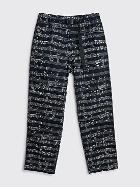 Book Works x Gramicci Classic Twill Pants Navy