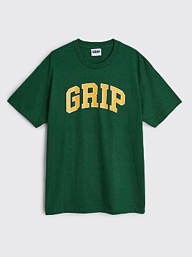 Classic Griptape Grip Logo T-shirt Forest Green