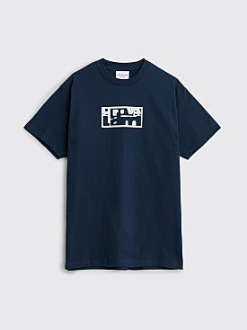 Groveland Discharge T-shirt Dark Navy