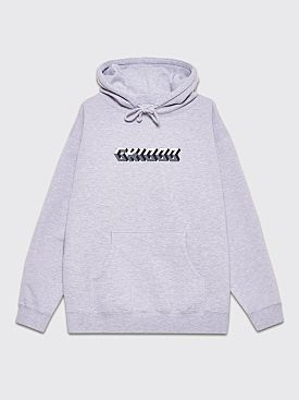 GX1000 3D Hooded Sweatshirt Grey