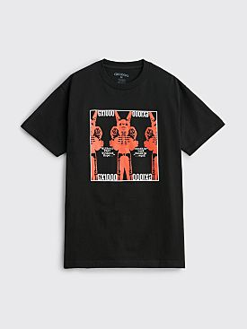 GX1000 Without Fear T-shirt Black