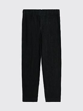 Homme Plissé Issey Miyake Pleated Pants Black
