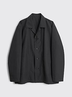 Homme Plissé Issey Miyake Light Jacket Black