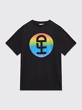Honey Fucking Dijon Large Logo T-shirt Black