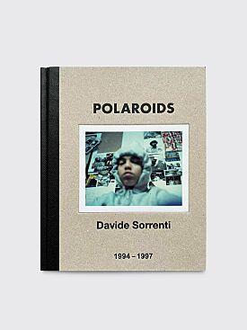 IDEA Davide Sorrenti Polaroids