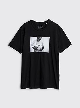 IDEA Davide Sorrenti Harold T-shirt Black