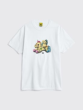 Iggy NYC Unicorns T-shirt White