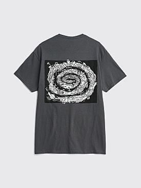 Iggy NYC Drainpool T-shirt Charcoal