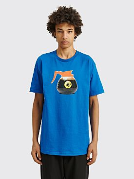 Iggy Coffee T-shirt Blue