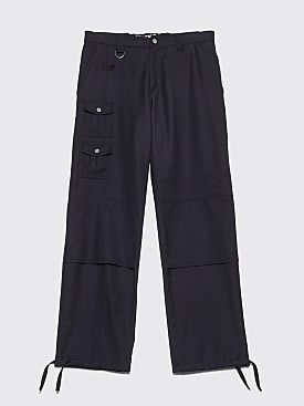 Jacquemus Gadjo Trousers Dark Navy