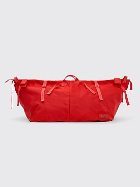 Jacquemus Le Sac A Linge Duffle Bag Red