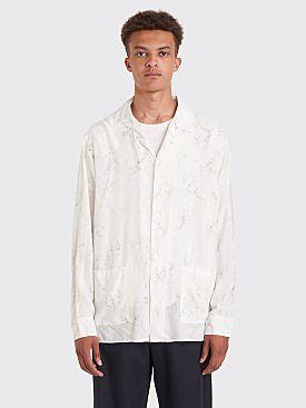 Jacquemus Etienne Rosemary Shirt White