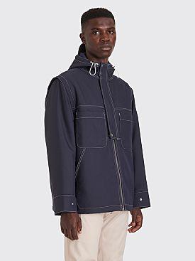 Jacquemus La Vest Meunier Jacket Dark Navy