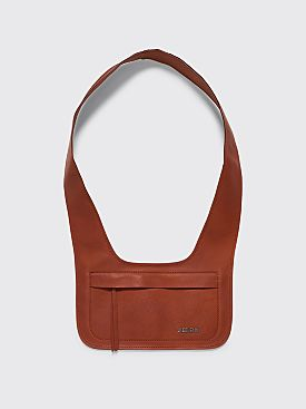 Jacquemus Le Meunier Shoulder Bag Dark Brown