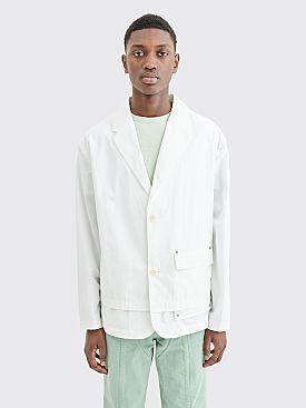 Jacquemus La Veste Artichaut Jacket White