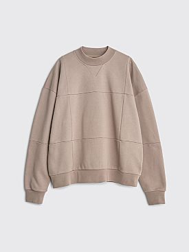 Jacquemus Le Sweat Carro Light Brown
