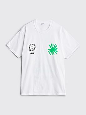 JAM Not A Cloud T-shirt White