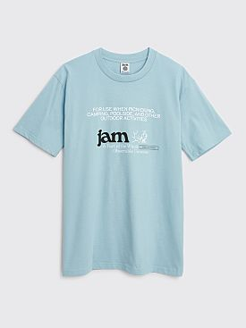 JAM Garden Shirt Light Blue