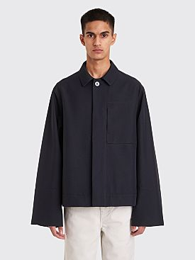 Jil Sander Swansea Jacket Dark Blue
