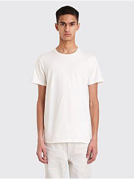 Jil Sander Classic T-shirt White
