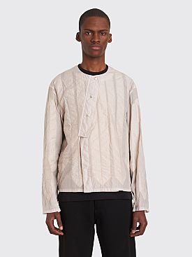 Jil Sander Salzburg Shell Jacket Light Beige