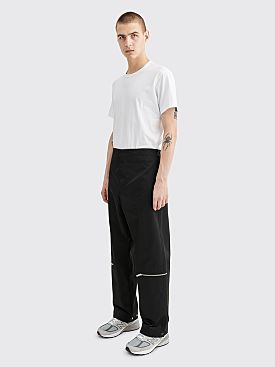 Jil Sander Tristen Zip Pants Black