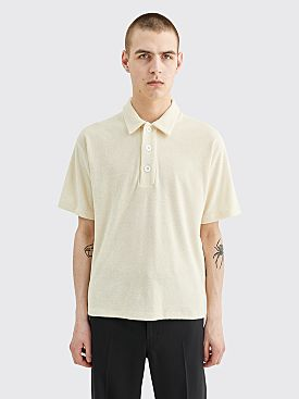 Jil Sander Polo Shirt Natural