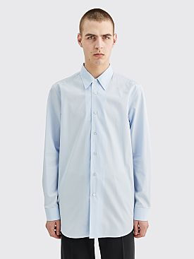 Jil Sander Audric Shirt Natural Light Pastel Blue