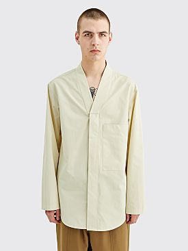 Jil Sander Abbot Cotton Poplin Shirt Light
