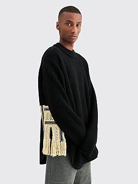 Jil Sander Sweater Hn Ls Black