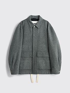 Jil Sander+ Workwear Jacket Dark Grey