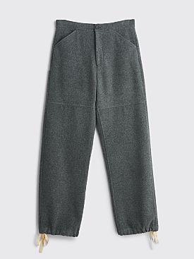 Jil Sander+ Workwear Pants Dark Grey