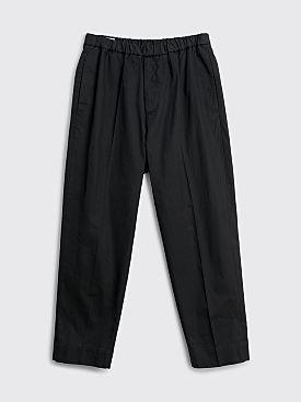 Jil Sander Cropped Pants Black