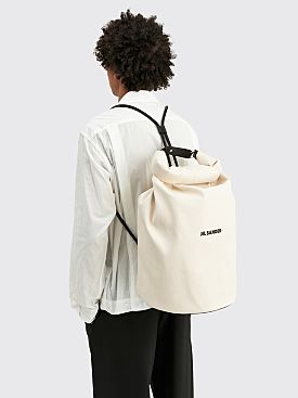 Jil Sander+ Roll Duffle MD Bag Light Beige