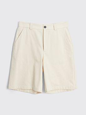 Jil Sander+ Workwear Shorts Open Beige
