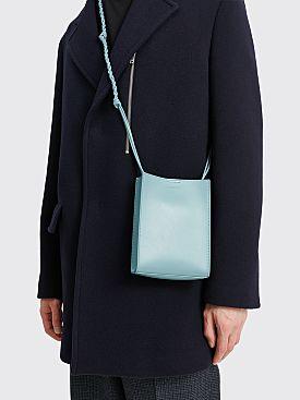 Jil Sander Tangle Bag Small Blue