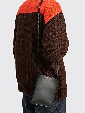 Jil Sander Tangle Bag Small Black