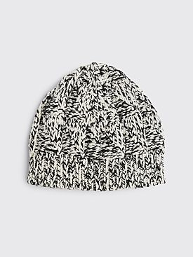 Jil Sander+ Knitted Hat Open Grey