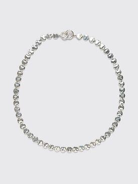 Jil Sander Heirloom Necklace 1 Silver