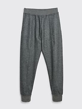 Jil Sander Knitted Pants Medium Grey
