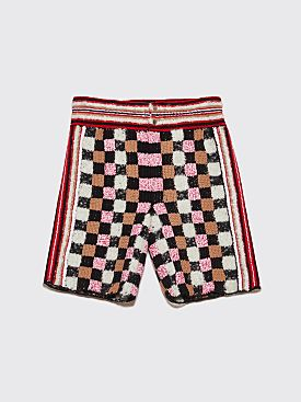 Judy Turner Speedway Shorts Multi Color