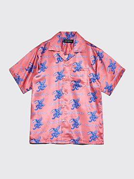 Junior Executive x Public Release Vibe Shirt Coral