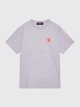 Junior Executive Lady Sports T-shirt Grey