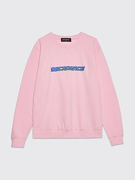 Junior Executive Decadance Sweatshirt Pink