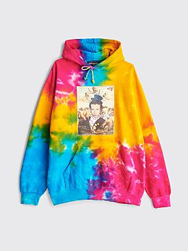 Junior Executive x DB 1988 Acid Hooded Sweatshirt Multi Color