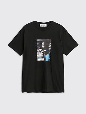 Junior Executive x DB Innsbruck 1990 T-shirt  Black