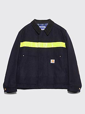 Junya Watanabe MAN x Carhartt Jacket Navy