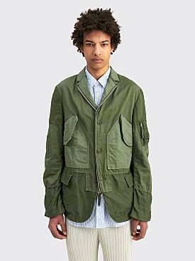 Junya Watanabe MAN eYe Pocket Jacket Khaki