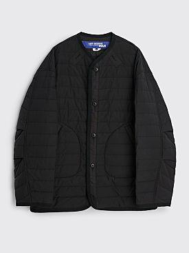 Junya Watanabe MAN Quilted Liner Jacket Black